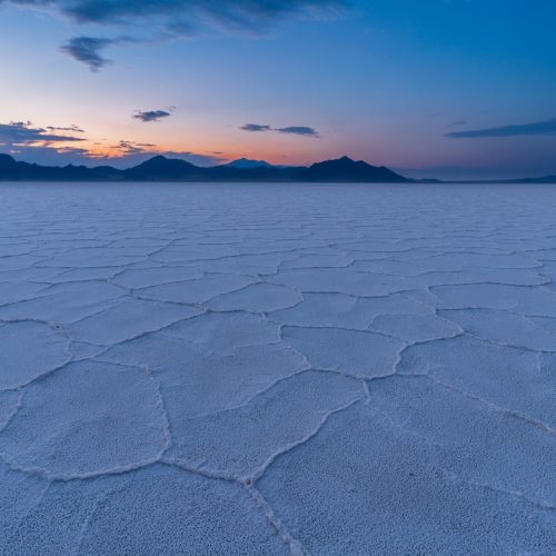 Bonneville Salt Flats, USA